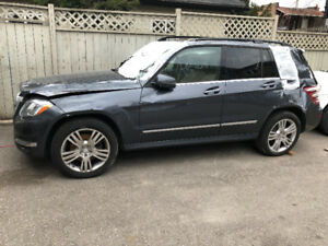 2015 GLK 350 parts for sale