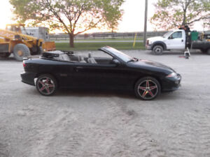 1998 Chevrolet Cavalier Z24 Convertible Barrie reduced $3000