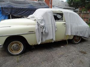 1951 PLYMOUTH CONCORD COUPE