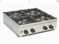 4 burner table top cooker