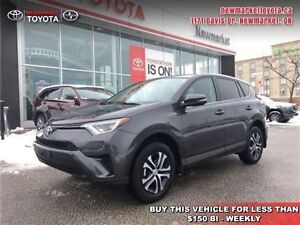 2016 Toyota Rav4 LE   - Certified - $74.16 /Week