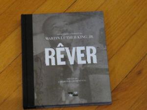 LUTHER KING/ RÊVER  /Littérature   petite  biographie