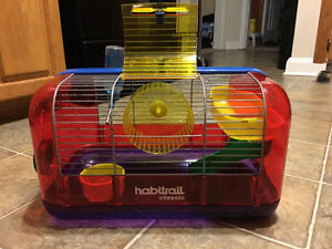 Small Rodent Cage