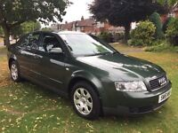 AUDI A4 1.9 TDI LONG MOT LOW MILLAGE WARRANTED IMMACULATE