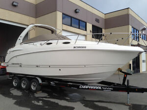 Used 2007 Chaparral Signature 280
