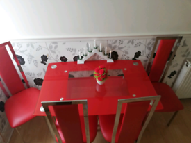 Table And Chairs For Sale In Plymouth Devon Dining Tables Chairs Gumtree