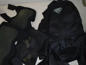 Paintball Vest and Pads  for sale – Gorilla Brand  for sale