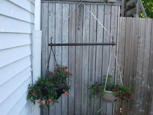 Hanger plant baskets & multi-purpose