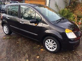 Renault Modus 2005 60k only 2 key full service history
