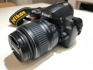 Nikon D40 SLR - Fantastic Condition!