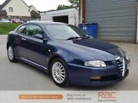 ALFA ROMEO GT JTD, Blue, Manual, Diesel, 2004
