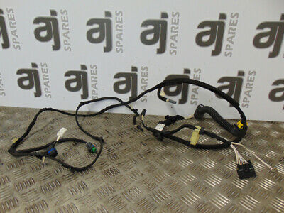 # CITROEN DS3 BOOT WIRING LOOM 9689034980 2015