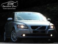 2008 08 VOLVO S40 2.0 SE LUX D 4D 135 BHP DIESEL
