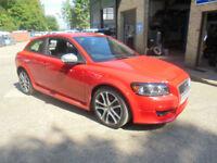 Volvo C30 2.0D 2010MY R-Design SE