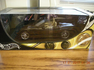 1:18 Scale Metal Collector Car by Hot Wheels New in Box