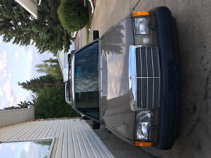 Project Mercedes-Benz Station Wagon for sale