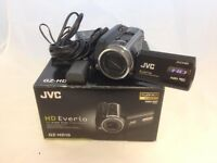 JVC HD Everio Camcorder GX-HD10