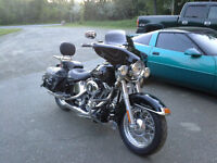 2007 Harley-Davidson Heritage Classic with Fairing