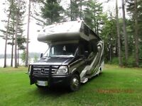 RV Solara Motorhome by Forest River
