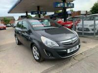 2011 Vauxhall Corsa 1.2 i 16v SXi 5dr Hatchback Petrol Manual