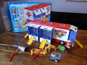 Playmobil cirque 4232