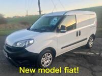 2015, FIAT DOBLO NEW MODEL!