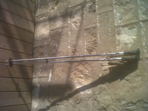 """ROSSIGNOL""""Pure Mountain"""" 125/50""""  NEW Ski Poles ONLY $20."""