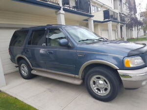 2001 Ford Expedition Eddie Bauer for sale