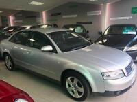 2002 Audi A4 1.9TDI 130 5sp- 6 Audi Stamp - Cambelt Done - 3 Keepers