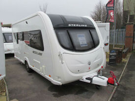 2011 Sterling Eccles Topaz SR NOW SOLD
