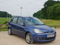 FORD FIESTA 2006 5dr ***49300*** Miles 1.4L PETROL ONE OWNER