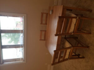 Table with Chairs OBO
