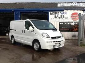 2006 ex Bt Vauxhall Vivaro 1.9 cdti 55,000 full service history from BT