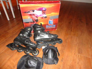 Very Nice Man Roller Blades in Excellent Condition