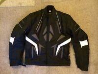 Cordura motorcycle jacket