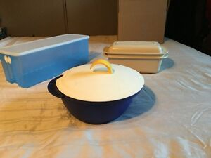 Tupperware Celery Container & Other Storage Items