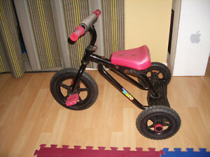 Kids bike --- Tricycle ---- from walking to 3 year old