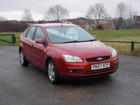 Ford Focus 1.8 125 2007.5MY Style