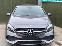 2015 Mercedes-Benz A Class 1.5 A180d AMG Line (s/s) 5dr
