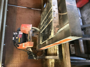 Husqvarna Tilematic ® TS 250 X3 Tile saw