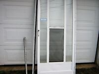 USED EXTERIOR DOORS FOR SALE