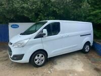 2017 Ford Transit Custom 2.0 TDCi ( EU6 ) 130ps L2H1 LWB Limited Van