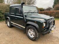 2008 Land Rover Defender 110 2.4 TDi Double Cab 4dr