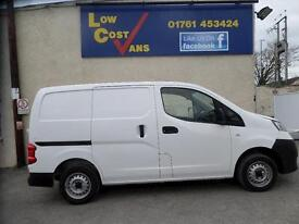 Nissan NV200 Dci Twin doors, Bluetooth