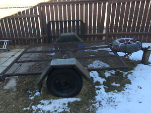 6X8 Utility Trailer $1100 OBO/Trades Welcome