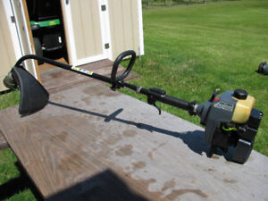 Lawnmower and Leaf Blowers