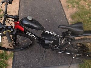 Gas Powered bicycle $250 OBO