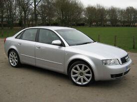 2004 04 REG Audi A4 1.9TDI 130 6sp SE