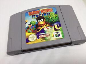 Nintendo 64 -- N64 -- Diddy Kong Racing