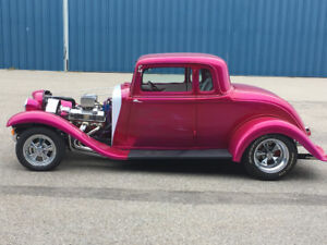 33 phymouth coupe trade for truck